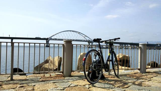 日帰りサイクリングで訪れた日中の矢倉緑地公園 ~2015年2月~