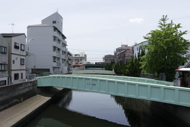 「近所のドブ川」だった城東運河 最近は、水質が改善してきているが…