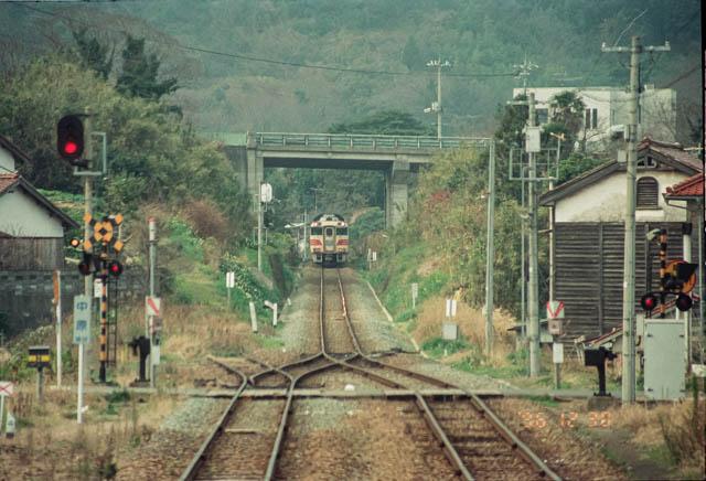 キハ181系特急「おき」 ~JR山陰本線・西浜田駅~