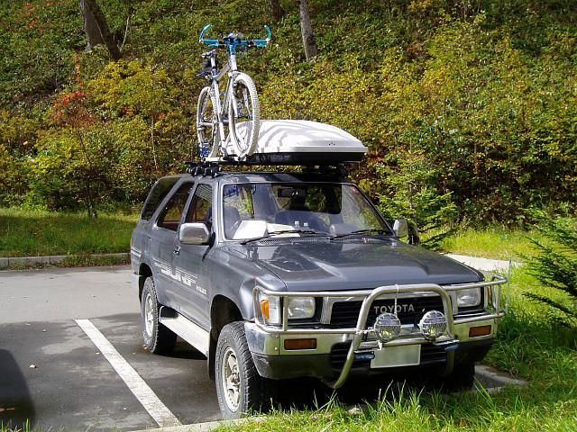 北海道時代はマイカーでの「旅行」が中心となった ~2003年10月 カムエク登山~