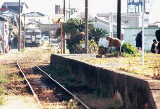 JR指宿枕崎線・枕崎駅(鹿児島県:1997年12月)
