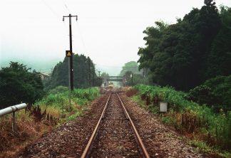 JR筑豊本線・筑前内野駅(福岡県:1998年6月)