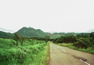 久住高原(大分県:1998年6月)