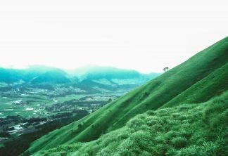 阿蘇山(熊本県:1998年6月)