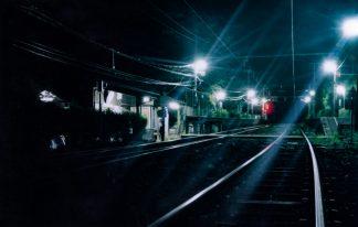 JR飯田線・小和田駅(静岡県:1998年8月)