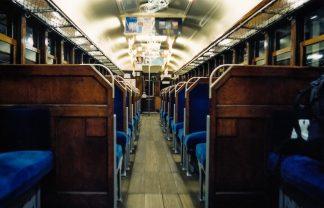 JR小野田線本山支線・長門本山駅(山口県:2000年8月)