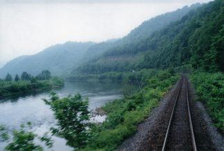 JR宗谷本線・佐久駅~筬島駅(北海道:2001年6月)