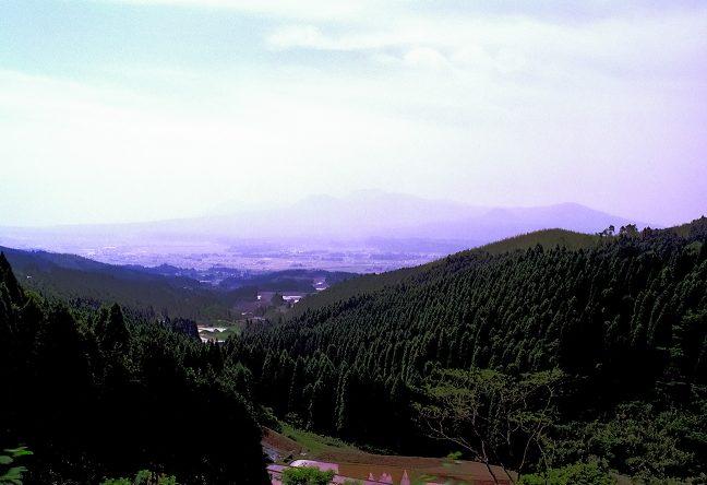 日本三大車窓と呼ばれる矢岳越えの車窓風景