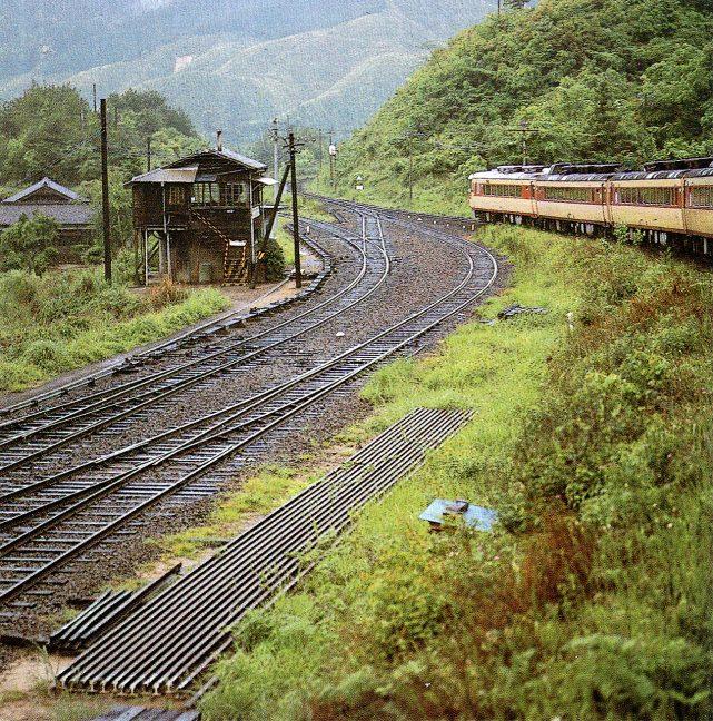 引用図:「新・ドキュメント列車追跡No.2 国鉄1971~1977(鉄道ジャーナル社・2001年)」