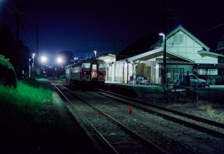 JR烏山線・烏山駅(栃木県:2001年8月)