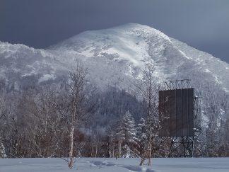 北見山地・チトカニウシ山(北海道:2002年12月)