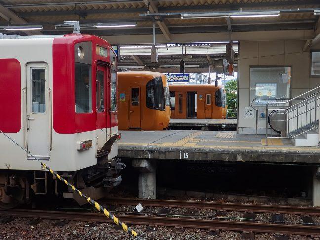 鳥羽駅発着の特急も多く、ターミナル的な機能も持つ近鉄鳥羽駅