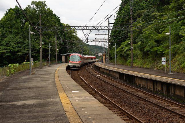伊勢志摩ライナーもその名の通り、この付近の花形列車である