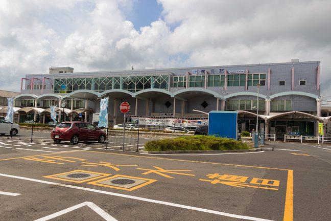 志摩市の中心部にあたる鵜方駅