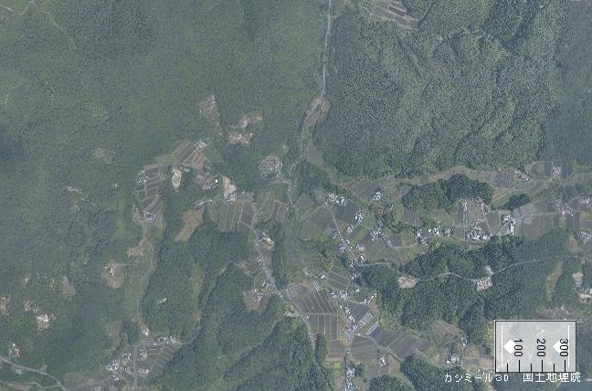 空撮画像:飯沼駅周辺