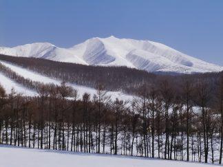 海別岳(北海道:2003年3月)