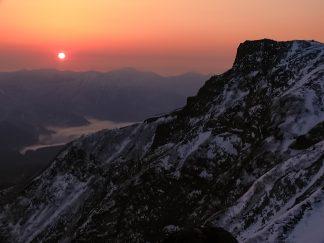 大雪山系・黒岳(北海道:2003年4月)
