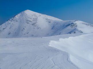 大雪山系・旭岳(北海道:2003年4月)
