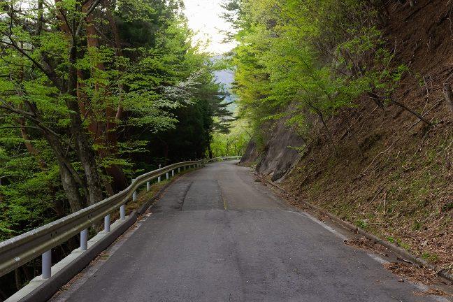 箱根峠にかけて登り続ける